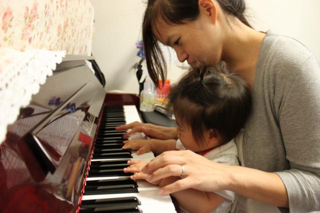 子どもピアノ