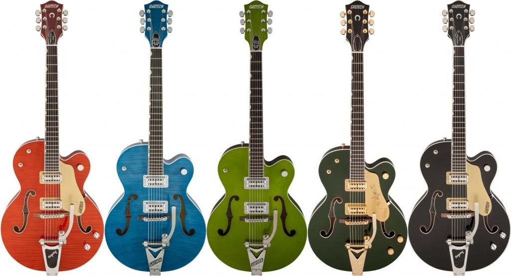 グレッチ・ギター ナッシュビル