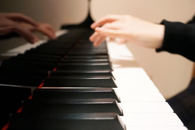 音楽ピアノ